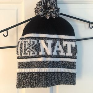 Pink Nation beanie